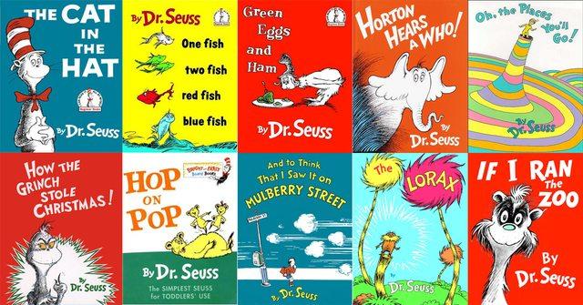 Dr. Seuss lesson plans