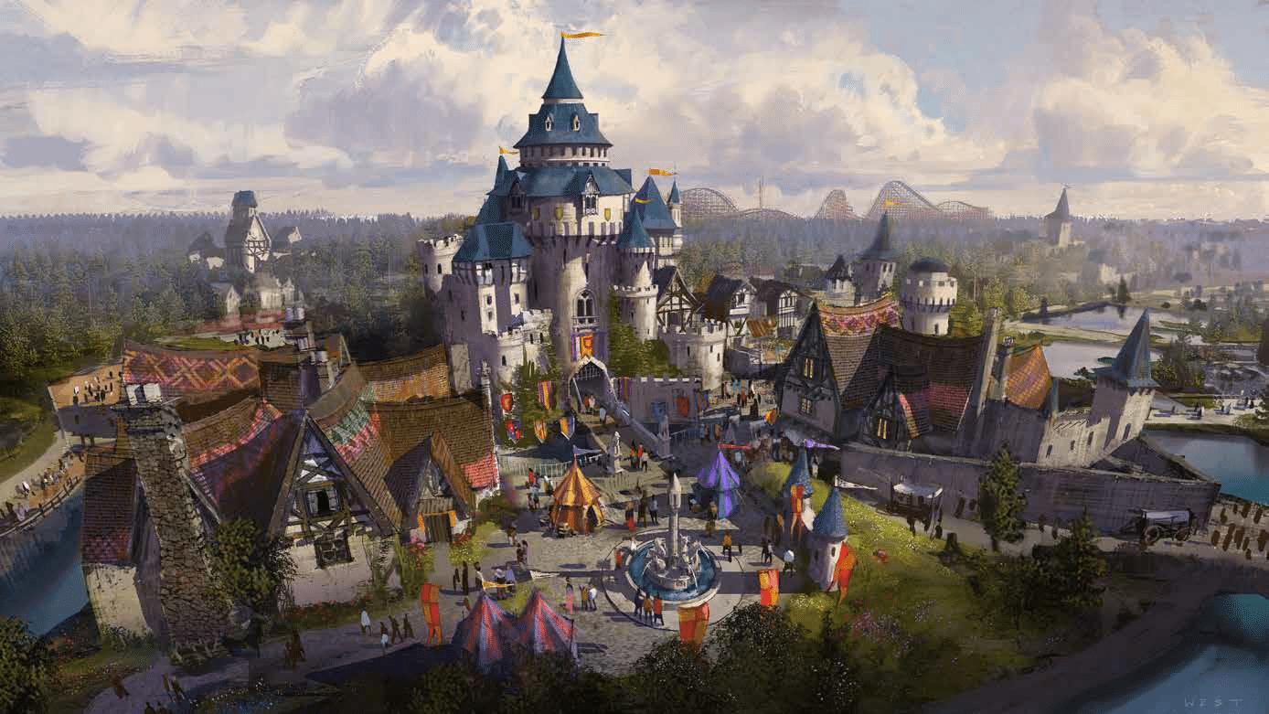 UK theme park