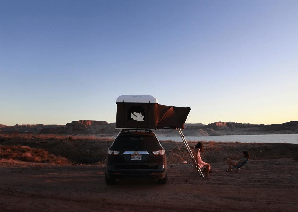 Estas literas portátiles son perfectas para fiestas de pijamas, acampar o viajar