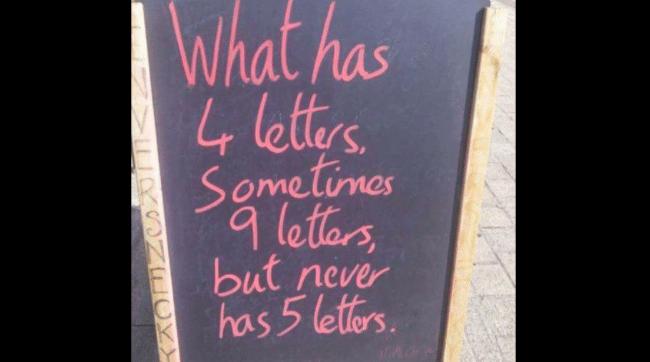 word riddle stumps facebook - simplemost