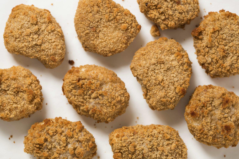 chicken nuggets photo