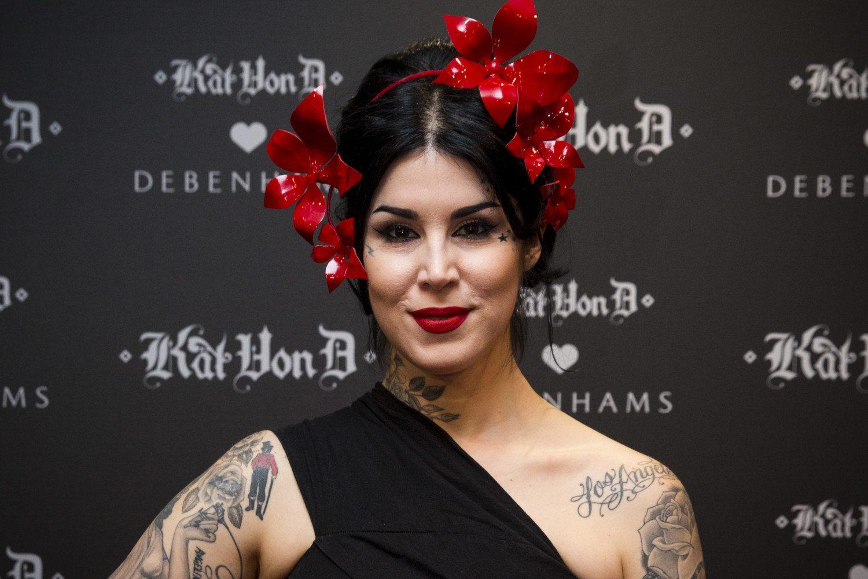 Kat Von D Beauty UK Launch Meet & Greet