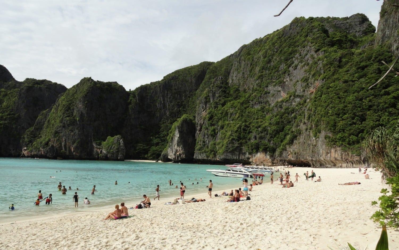 Phi Phi Island, Maya Bay on Phi Phi Leh