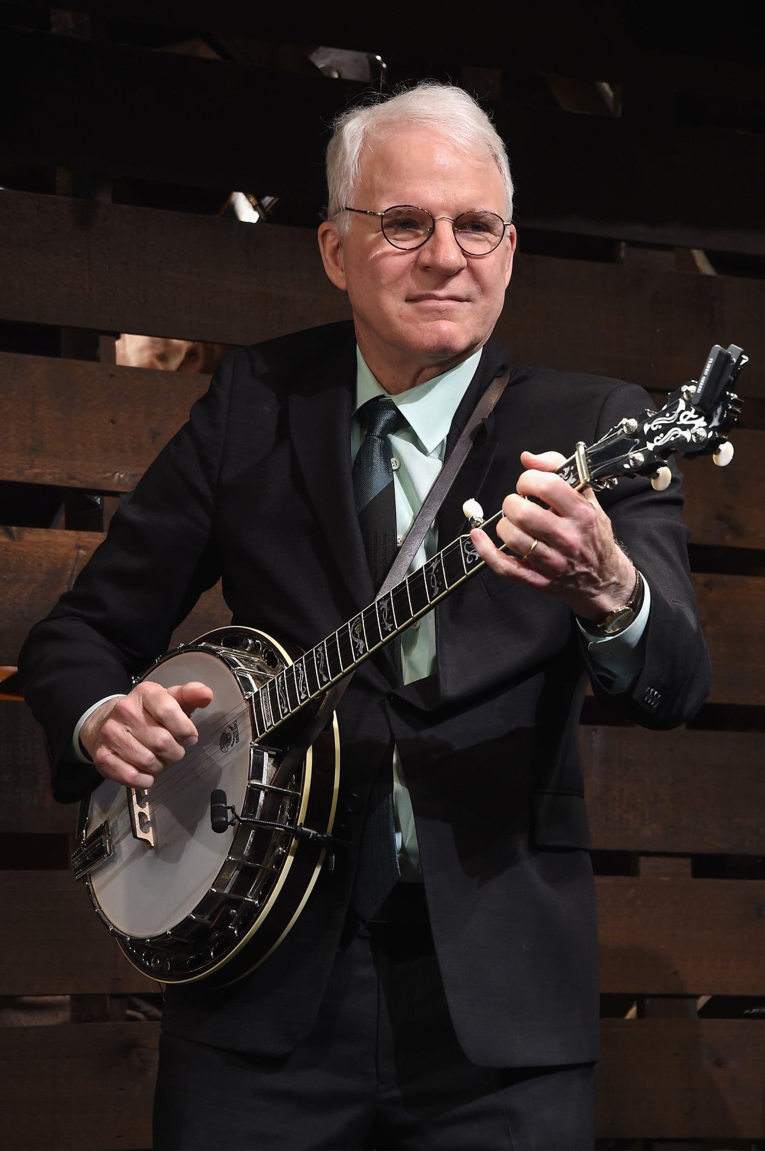 steve martin banjo photo