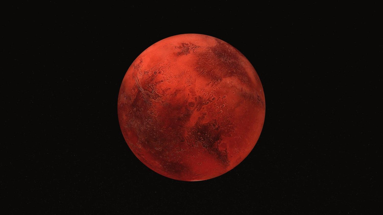 планета красная картинки