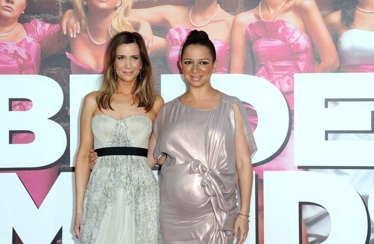 Premiere Of Universal Pictures' 'Bridesmaids' - Arrivals