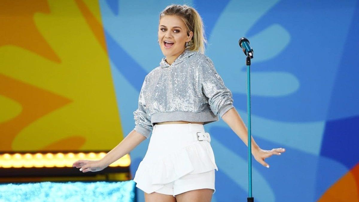 Kelsea Ballerini Performs On ABC's 'Good Morning America'