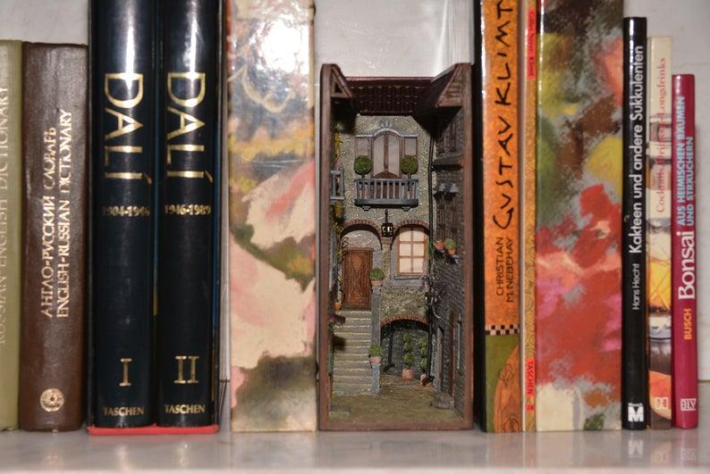 Buy Diorama Inserts For Bookshelves Simplemost