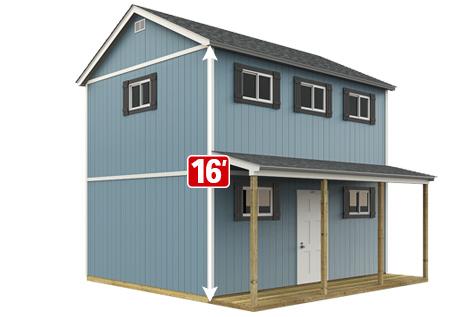 Home Depot Tuff Sheds Make Affordable Tiny Homes Simplemost